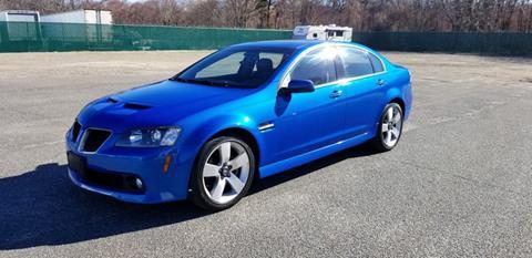 2009 Pontiac G8 for sale in West Babylon, NY