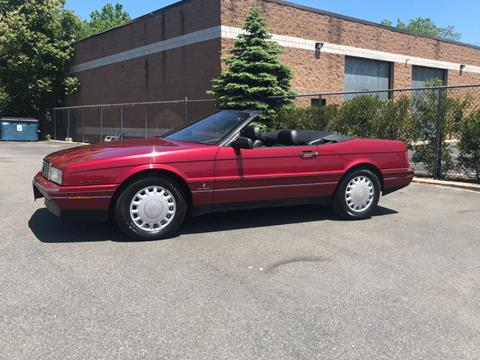 1993 Cadillac Allante for sale in West Babylon, NY