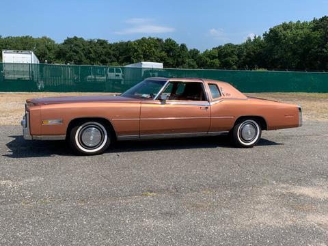 New Cadillac Eldorado >> 1977 Cadillac Eldorado For Sale In West Babylon Ny