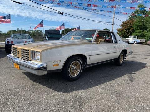 1979 Oldsmobile W30 Hurst for sale in West Babylon, NY