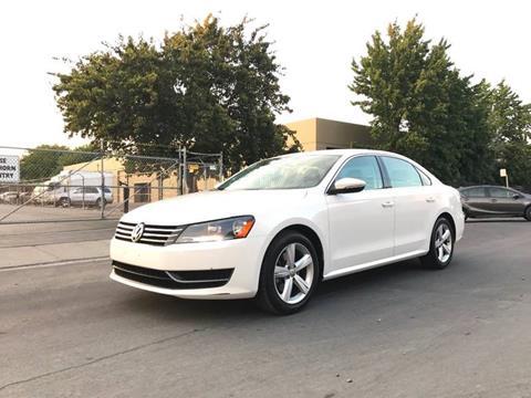 2012 Volkswagen Passat for sale in Concord, CA