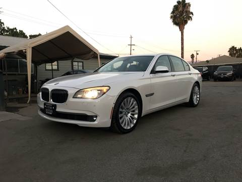 2012 BMW 7 Series For Sale In Concord CA