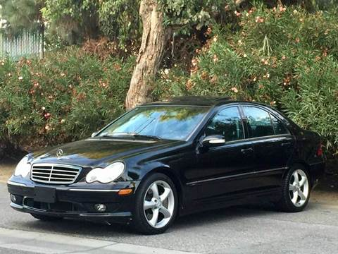 2006 Mercedes-Benz C-Class for sale at E STAR MOTORS in Concord CA