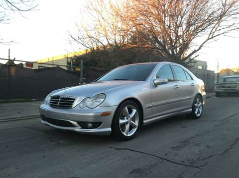 2005 Mercedes-Benz C-Class for sale at E STAR MOTORS in Concord CA