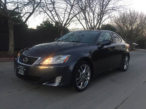 2008 Lexus IS 250 for sale at E STAR MOTORS in Concord CA