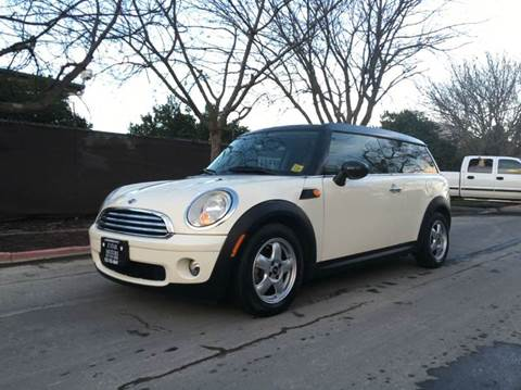 2009 MINI Cooper Clubman for sale at E STAR MOTORS in Concord CA