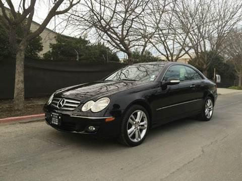 2008 Mercedes-Benz CLK for sale at E STAR MOTORS in Concord CA