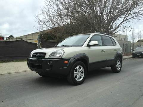 2007 Hyundai Tucson for sale at E STAR MOTORS in Concord CA