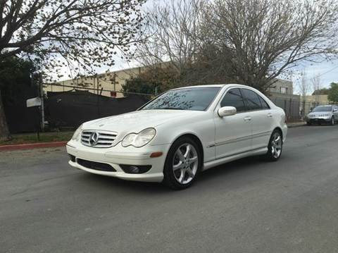 2007 Mercedes-Benz C-Class for sale at E STAR MOTORS in Concord CA