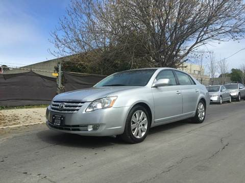 2007 Toyota Avalon for sale at E STAR MOTORS in Concord CA