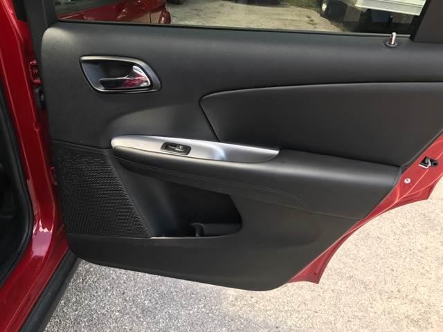 2017 Dodge Journey SXT 4dr SUV - Houston TX