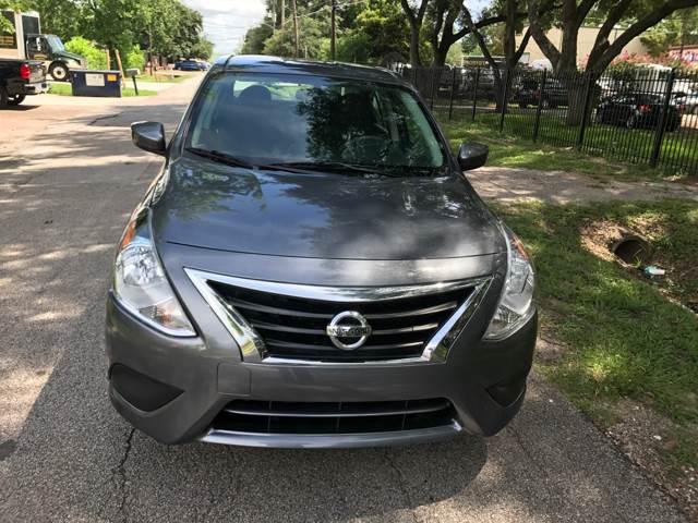 2017 Nissan Versa 1.6 SV 4dr Sedan - Houston TX