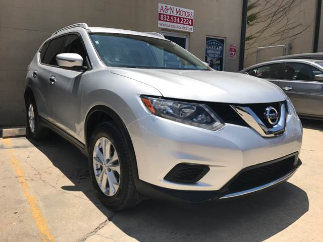 2016 Nissan Rogue AWD SV 4dr Crossover - Houston TX
