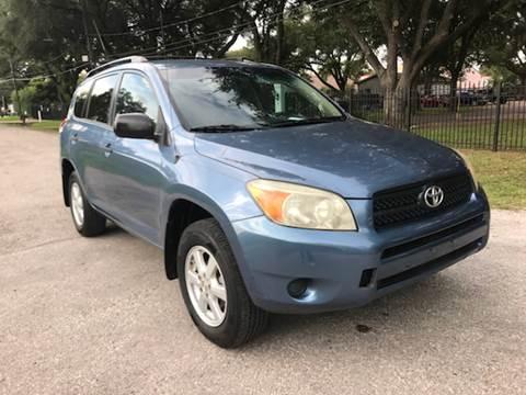 2006 Toyota RAV4 for sale in Houston, TX
