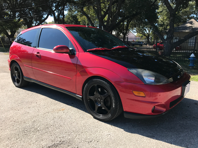 2003 Ford Focus SVT SVT 2dr Hatchback - Houston TX