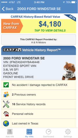 2000 Ford Windstar 4dr SE Mini-Van - Houston TX