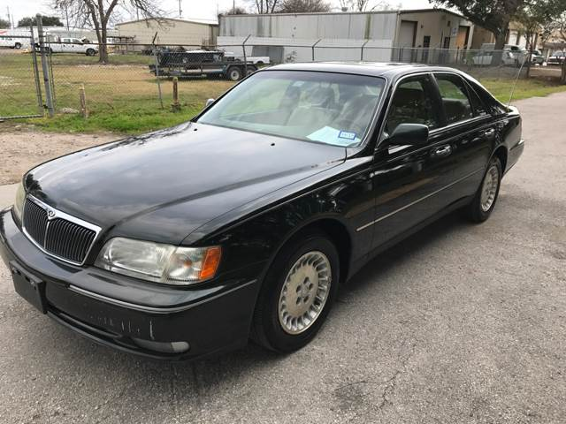 1998 Infiniti Q45 Touring 4dr Sedan - Houston TX