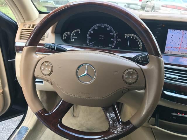 2008 Mercedes-Benz S-Class S 550 4dr Sedan - Houston TX