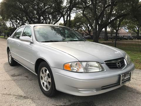 2002 Mazda 626 for sale in Houston, TX