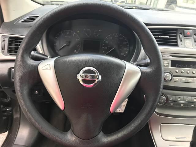 2013 Nissan Sentra FE+ S 4dr Sedan - Houston TX