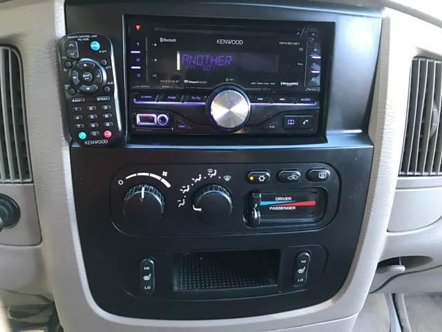 2004 Dodge Ram Pickup 2500 4dr Quad Cab Laramie Rwd SB - Houston TX