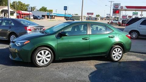2016 Toyota Corolla for sale in Miami, OK