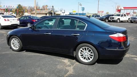 2009 Hyundai Genesis for sale in Miami, OK