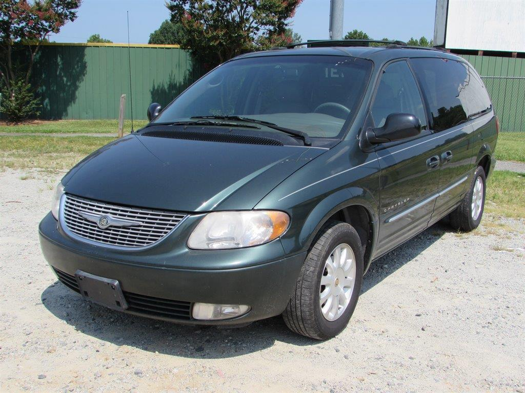 2001 Chrysler Town and Country LXi 4dr Extended Mini-Van - Thomasville NC