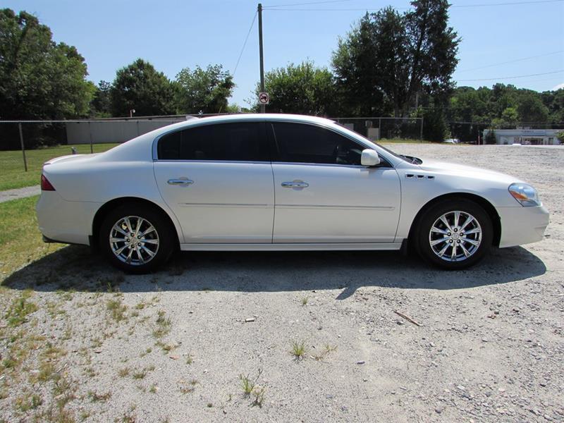 2011 Buick Lucerne CXL Premium 4dr Sedan - Thomasville NC