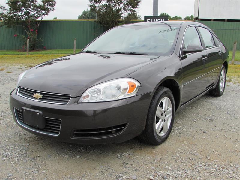 2008 chevrolet impala ls 4dr sedan thomasville nc