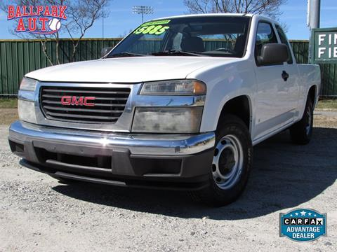 2006 GMC Canyon for sale in Thomasville, NC
