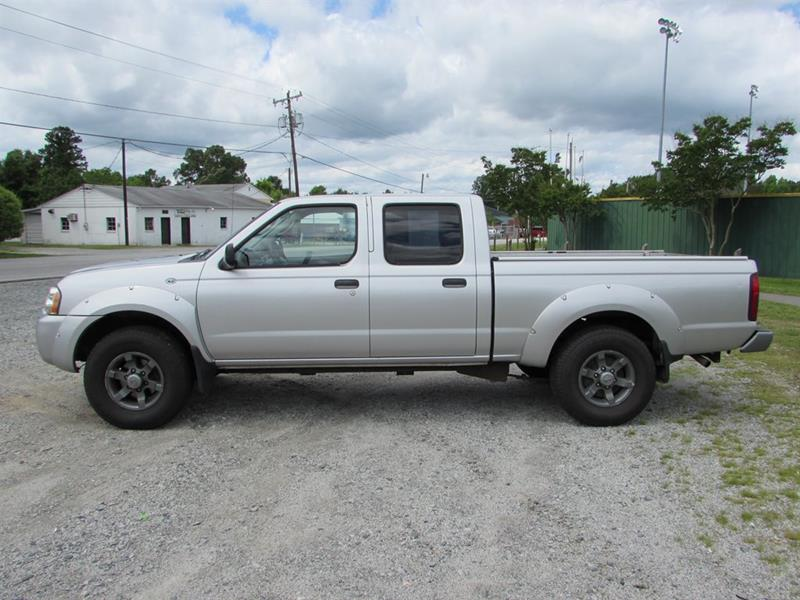 2004 nissan frontier 4dr crew cab xe v6 rwd lb in thomasville nc vehicle options vanachro Image collections