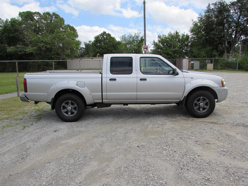 2004 Nissan Frontier 4dr Crew Cab XE-V6 Rwd LB - Thomasville NC