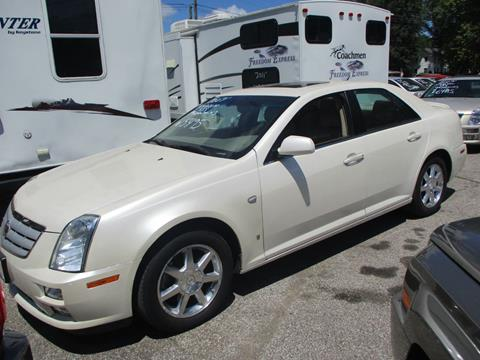 2007 Cadillac STS for sale in North Ridgeville, OH