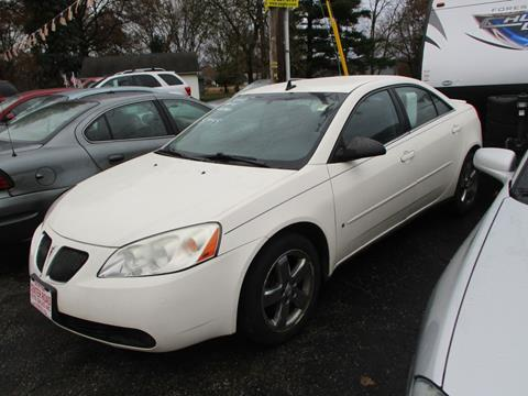 2008 Pontiac G6 for sale in North Ridgeville, OH