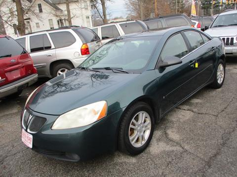 2006 Pontiac G6 for sale in North Ridgeville, OH