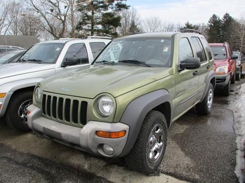 2004 Jeep Liberty for sale in North Ridgeville, OH