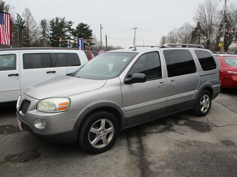 2006 Pontiac Montana SV6 for sale in North Ridgeville, OH