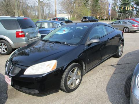 2007 Pontiac G6 for sale in North Ridgeville, OH