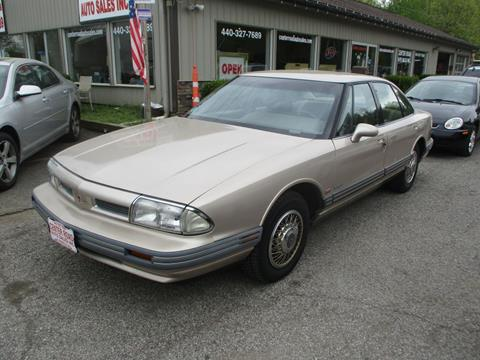 1993 Oldsmobile Eighty-Eight Royale for sale in North Ridgeville, OH