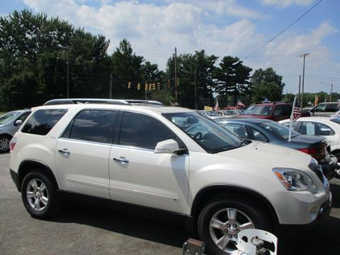 2009 GMC Acadia for sale in North Ridgeville, OH