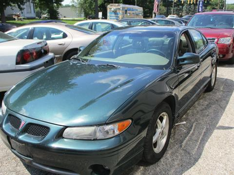 1999 Pontiac Grand Prix for sale in North Ridgeville, OH