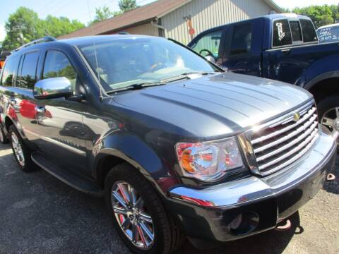 Used Chrysler Aspen For Sale In Ohio Carsforsale Com