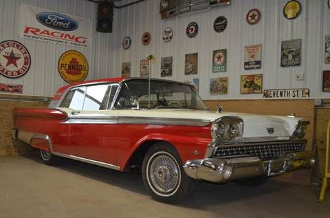 1959 Ford Fairlane 500 for sale in Fly Creek, NY