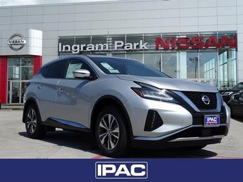 2019 Nissan Murano for sale in San Antonio, TX