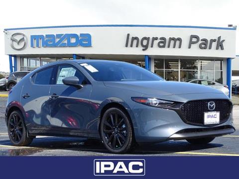2020 Mazda Mazda3 Hatchback For Sale In San Antonio Tx