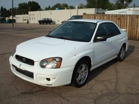 2005 Subaru Impreza for sale in Loveland, CO