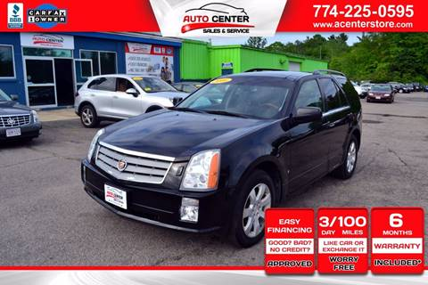 2006 Cadillac SRX for sale in West Bridgewater, MA