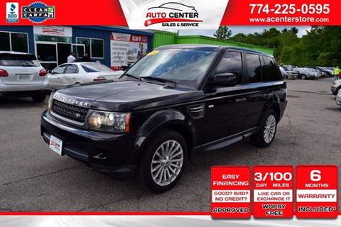 2011 Land Rover Range Rover Sport for sale in West Bridgewater, MA