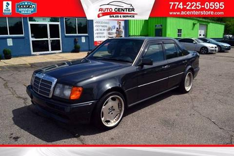 1991 Mercedes-Benz 300-Class for sale in West Bridgewater, MA